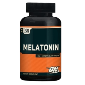 Melatonina Optimum Nutrition 3mg - 100 cápsulas